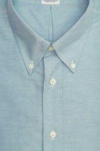 חולצה אלגנטית מכופתרת לגבר בצבע טורקיז ללא גיהוץ brooks brothers ברוקס ברדרס