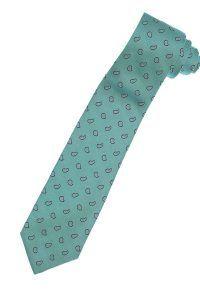 עניבה לגבר בצבע ירוק