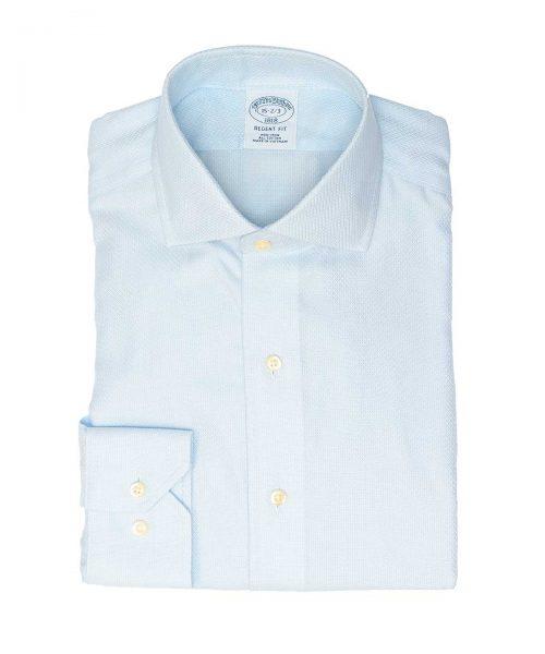חולצת בצבע תכלת Brooks Brothers