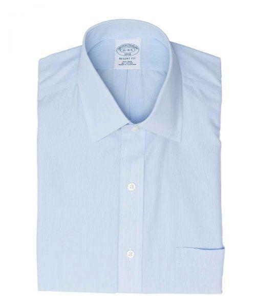 חולצת בצבע תכלת עדין Brooks Brothers